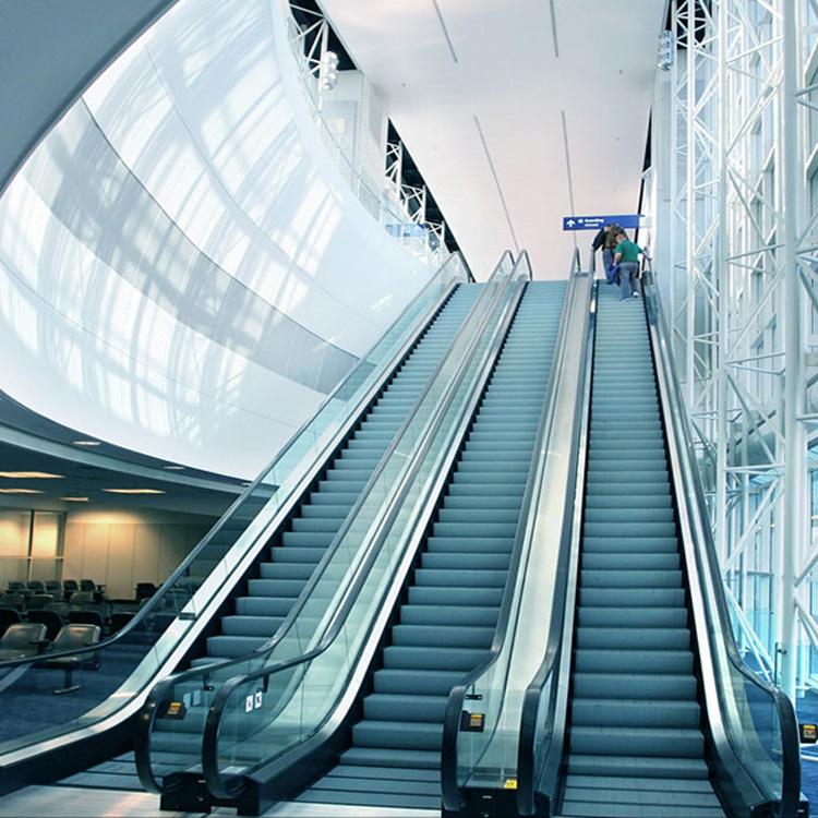 Wholesale Price China Elevator Buyer - China Escalator Moving Walk Manufacturers Aluminum Step Outdoor and Indoor  – Fuji