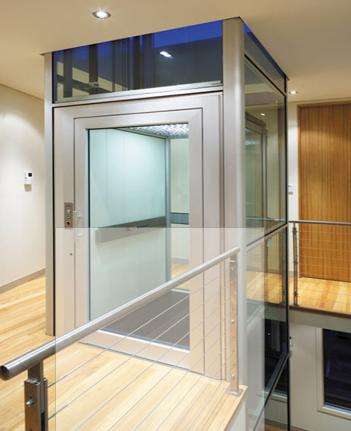 Factory For Residential Vvf Passenger Elevator - Best economic mechanical used home elevators for sale food dumbwaiter  – Fuji