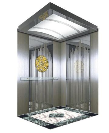 New Arrival China Gate Elevator - Shanghai Fuji Standard Configuration Passenger Elevator(Hd-Djt01)  – Fuji