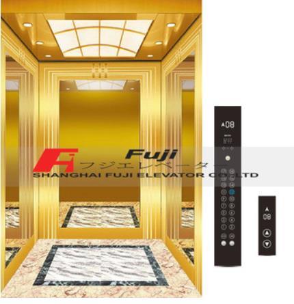 Side Opening 1000kg Medical Service Elevato ,Hospital Elevator shanghai fuji elevator Featured Image