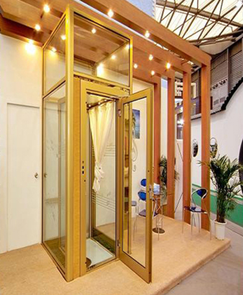 Residential home office building hotel passenger elevator with machine room Featured Image