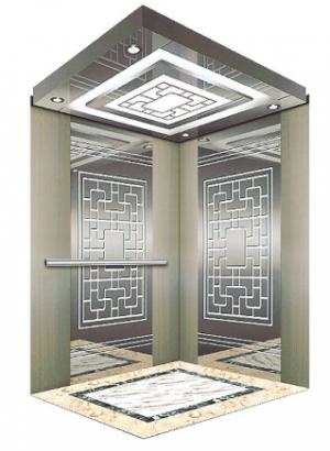 Shanghai Fuji Standard Configuration Passenger Elevator(Hd-Djt01)