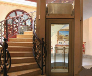 Hot Sale Cheap Glass Home Lift Elevator / Small Home Lift