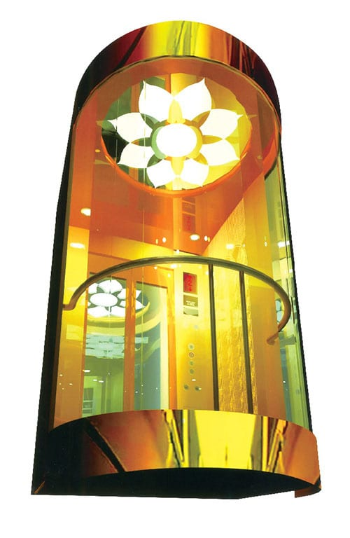 New Delivery for Car Glass Elevator -