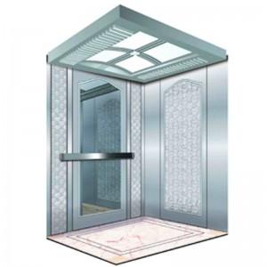 Best Price For 1.0-3.0m/s Small Machine Room Passenger Elevator Lift