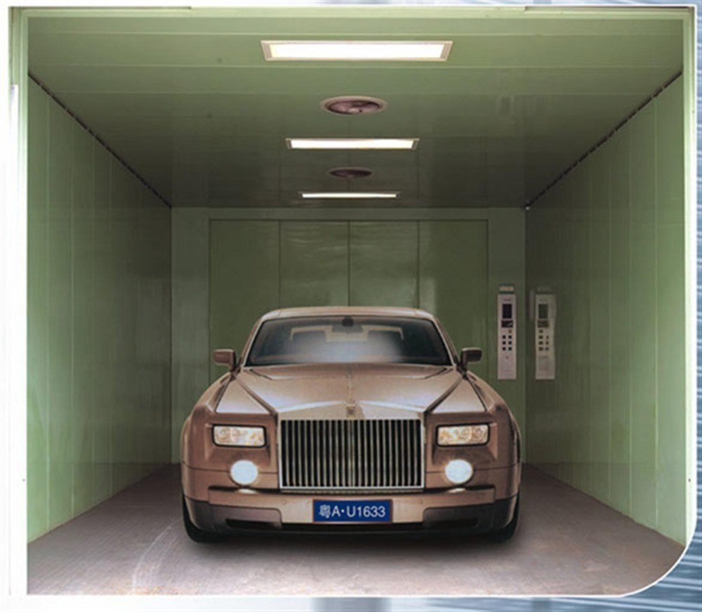 Best quality 3000-5000kg car elevator cost//Freight elevator/Fire elevator/Car Lift Featured Image