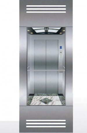 Cheapest Price En81 Passenger Lift -