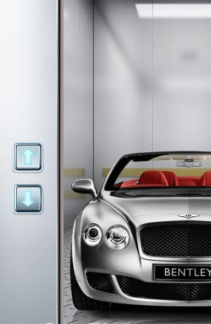 One of Hottest for 4 Stop Home Elevator -