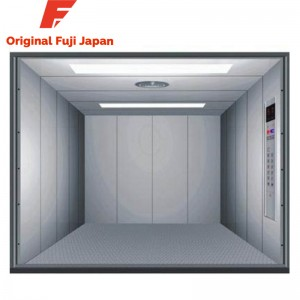 Shanghai FUJI Brand Cargo Lifts with 2000kg, 3000kg, 5000kg etc with Big Discount Price
