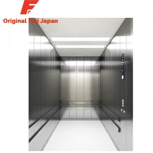 High Performance Glass Commercial Elevators -