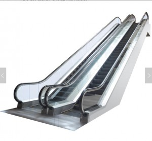 Escalator high quality escalator height 4500mm step width 1000mm angle 35 degree indoor escalator