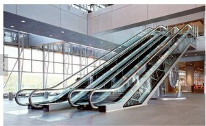 Shanghai fuji factory design outdoor indoor residential home electric price escalator cost house escalator
