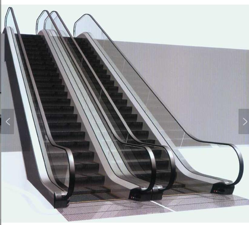 Bottom price Dumbwaiter Controller - Escalator high quality escalator height 4500mm step width 1000mm angle 35 degree indoor escalator  – Fuji