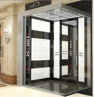 630KG 8 Persons Passenger Lift Elevator with standard design